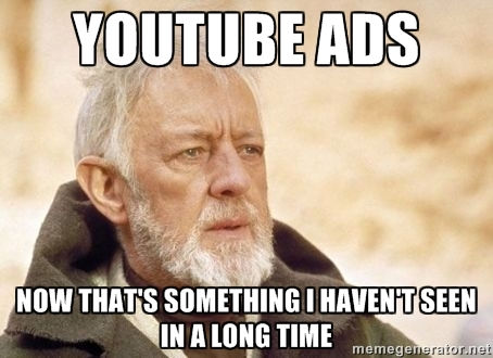 Skip Ad? | YouTube Advertising – The AdBlock Strikes Back