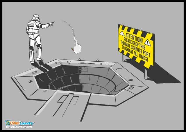 Thermal-Exhaust-Port