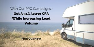 our PPC Campaigns Get a 94% lower CPA while increasing lead volume